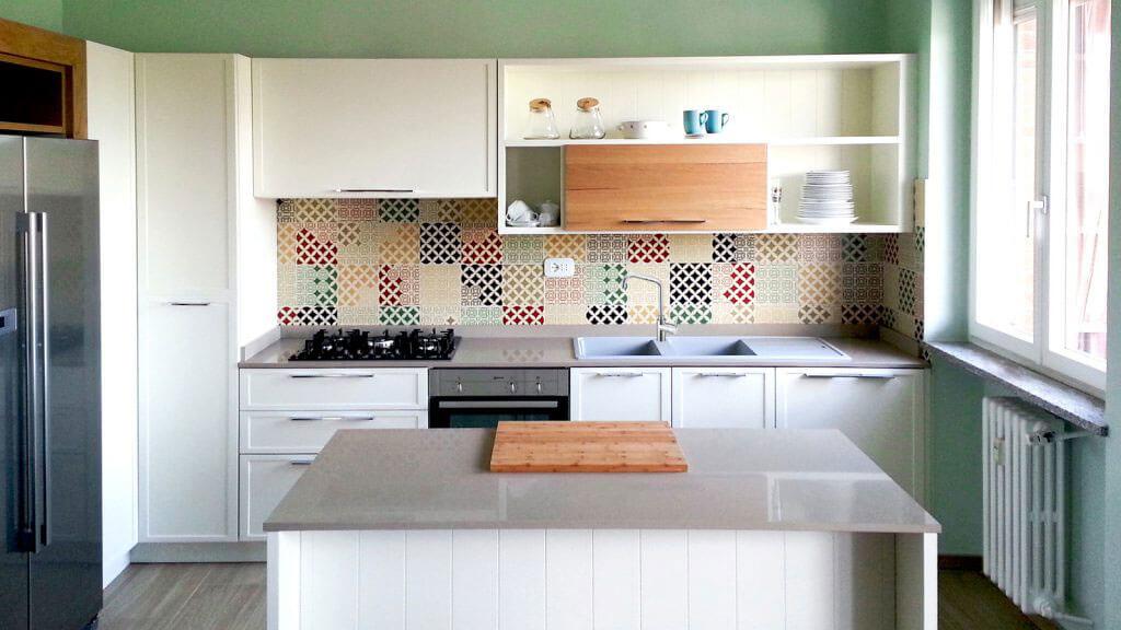 Kitchen Armonia overview