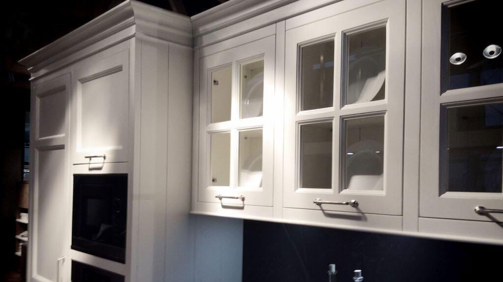 Kitchen London first detail