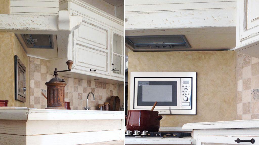 Kitchen Gran Provenza first detail
