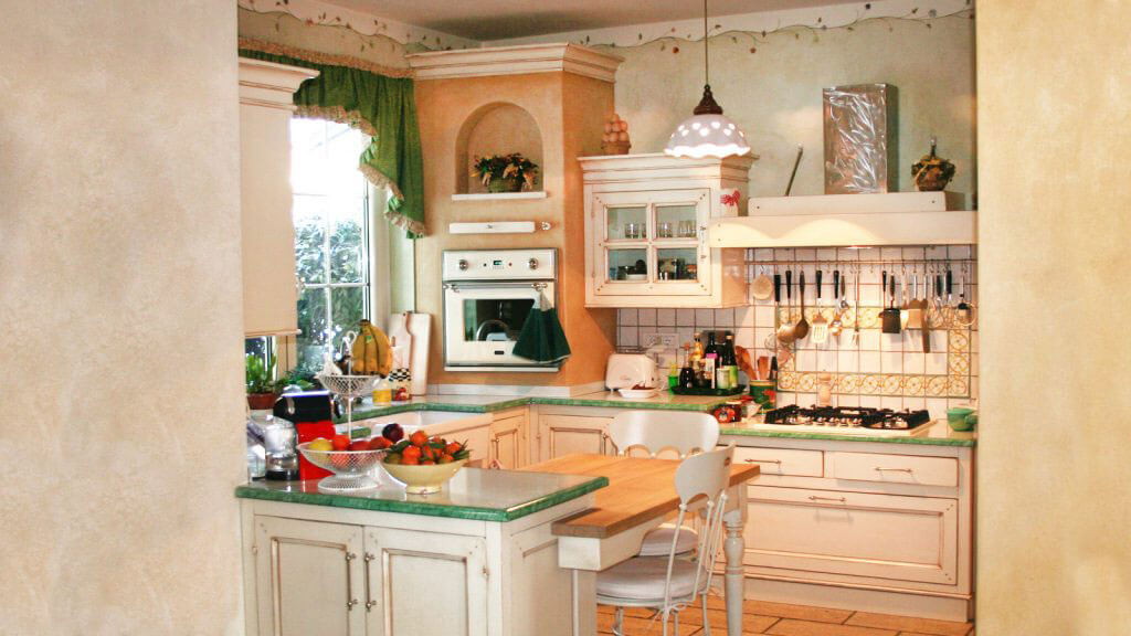 kitchen provenza overview