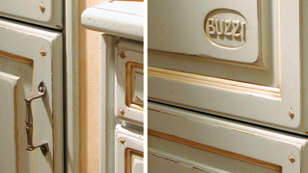 Kitchen Provenza Azzurra second detail