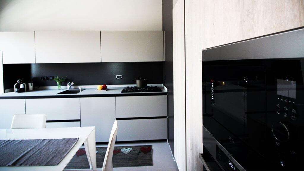 Cucina metrica mobilibuzzi for Progettare cucina gratis italiano