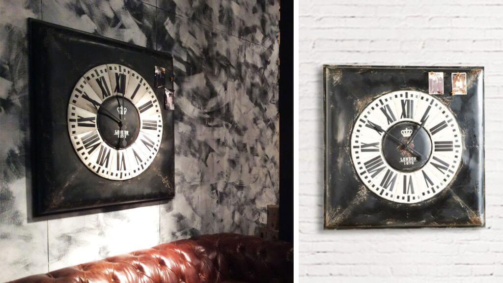 orologio london bridge immagine